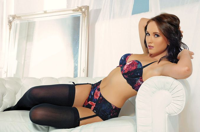 Lingerie Girls Wallpapers (part-300)