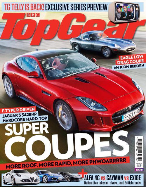 BBC Top Gear Magazine UK - February 2014 (True PDF)