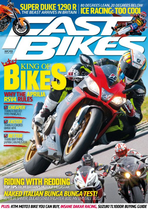 Fast Bikes - March 2014 (True PDF)