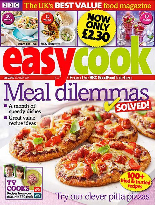 Easy Cook - March 2014 (True PDF)