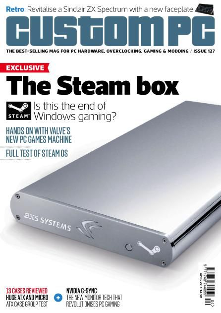 Custom PC - April 2014 (True PDF)