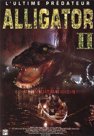 ��������� 2: ������� / Alligator II: The Mutation (1991) DVDRip / 1.63�GB