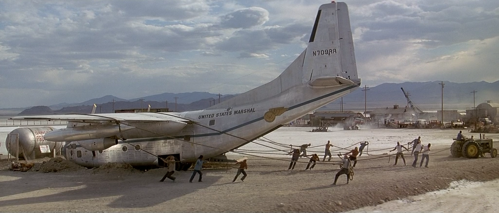 Воздушная тюрьма / Con Air (1997) BDRip (AVC)