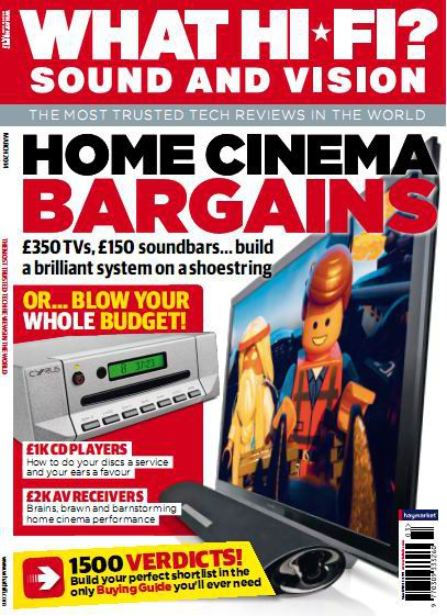 What Hi-Fi? Sound And Vision UK - March 2014 (True PDF)