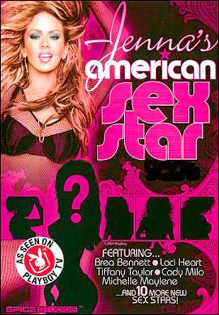 Американская секс звезда / Jenna's American Sex Star [1-8 выпуск] (2005) HDTVRip 720p | Rus