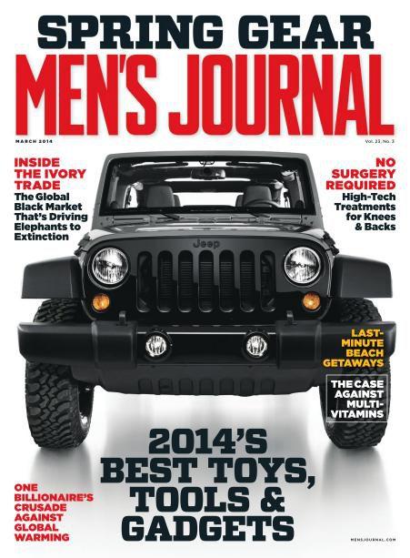 ������ ����������� Men's Journal March c16903585da781fed613d0f362911e97.jpg
