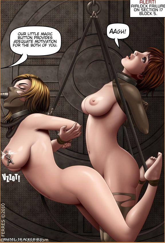 Ferres Collection / Коллекция комиксов от Ferres [Uncen] [ENG] Porn Comics