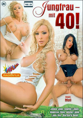 MagmaFilm - Cорокалетние девы / Jungfrau - mit 40! (2008) DVDRip |