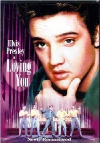 Любящие тебя / С любовью к тебе / Loving you (Хэл Кантер / Hal Kanter) [1957, США, мюзикл, DVDRip] VO + original + sub (rus)