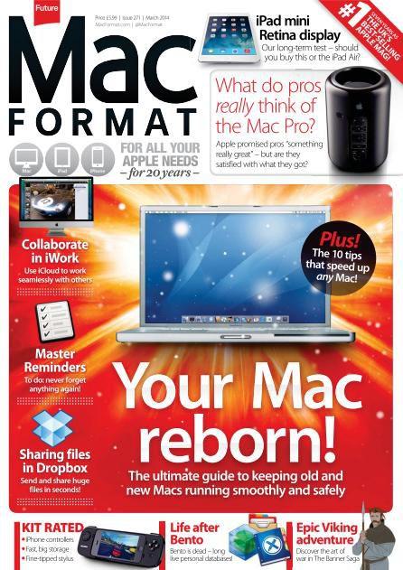 Mac Format - March 2014