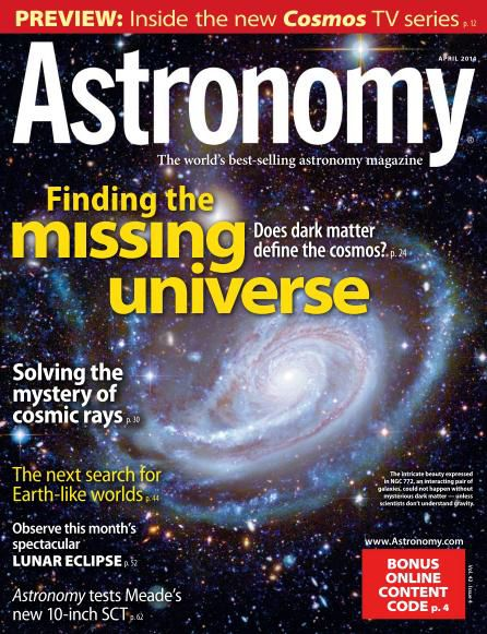 Astronomy - April 2014 (True PDF)