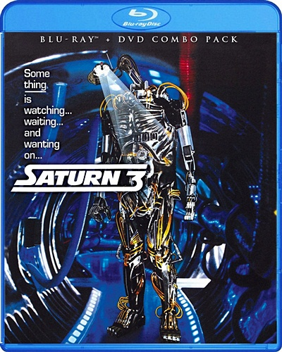 Сатурн 3 / Saturn 3 (1980) BDRip 720p