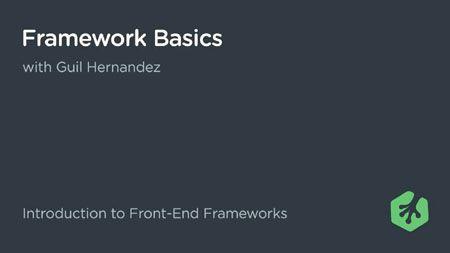 Teamtreehouse - Framework Basics Training