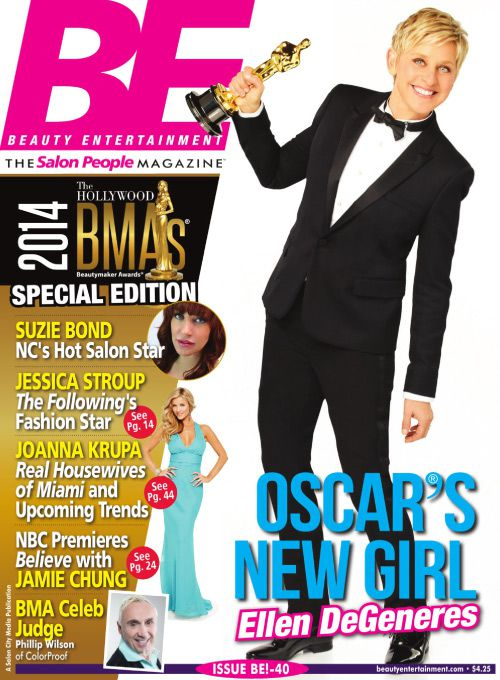 BE! Magazine - Issue 40, 2014