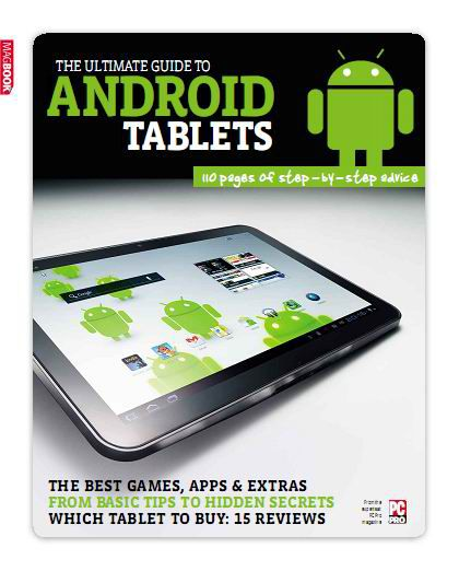 The Ultimate Guide to Android Tablets (True PDF)
