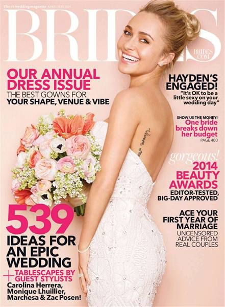 Brides - AprilMay 2014 USA