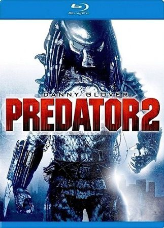Хищник 2 / Predator 2 (1990) BDRip / 1.45 GB