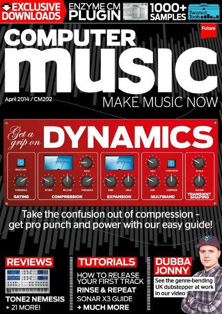 Computer Music N 202 - April 2014