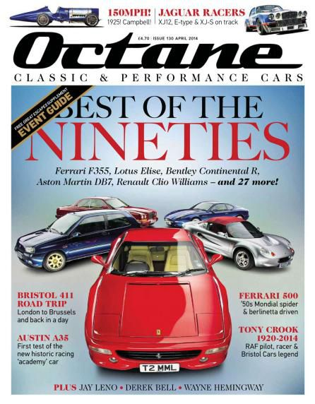Octane - April 2014 (UK)