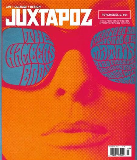 Juxtapoz - March 2014