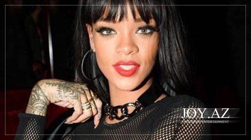 Rihanna geyimi ilə hamını təəccübləndirdi