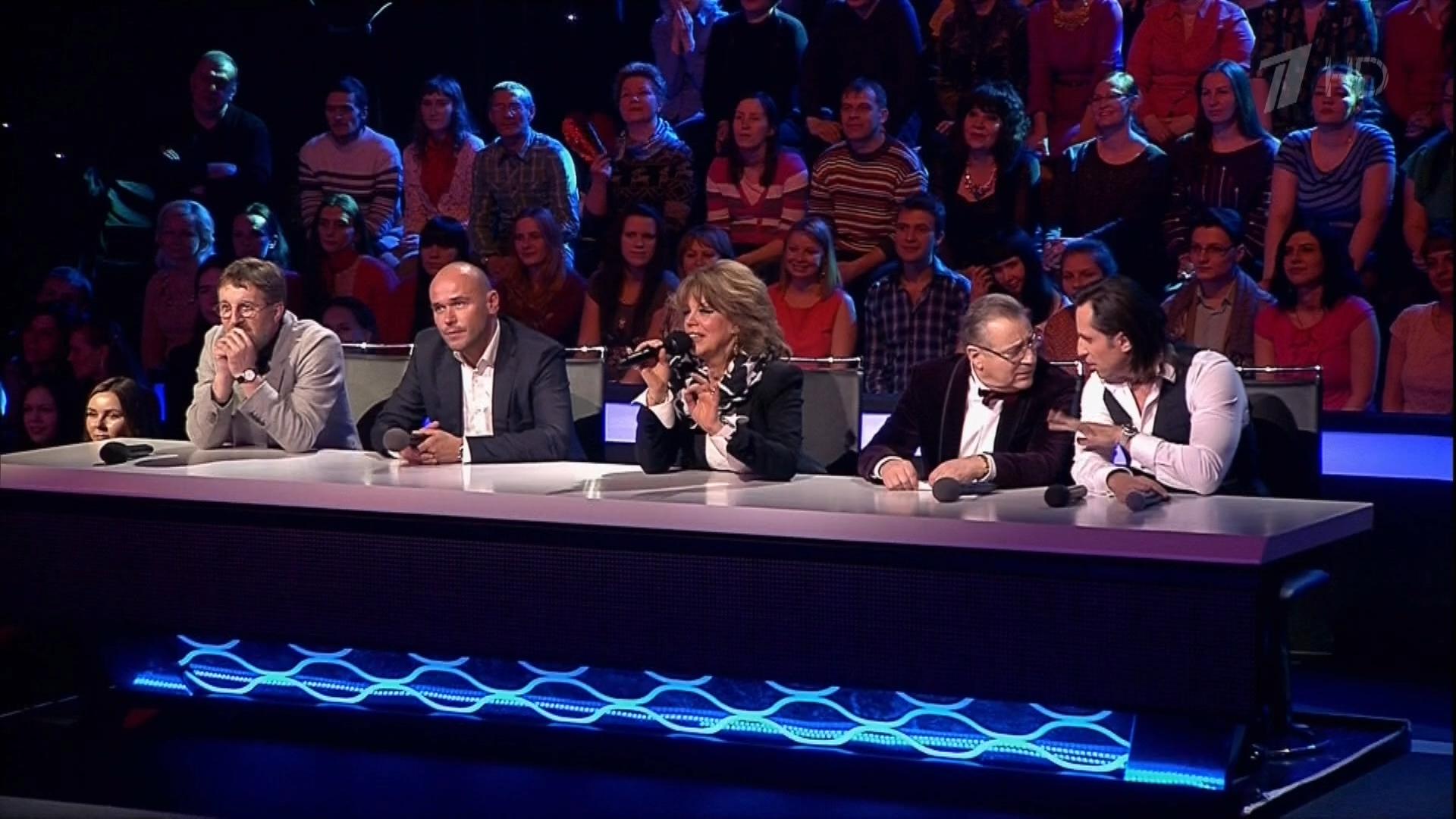 Точь в точь (1 сезон, 1-4 выпуски) (2014) HDTV (1080i)