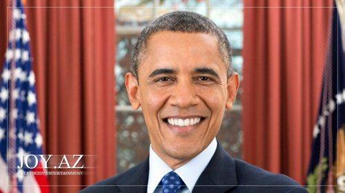 Barak Obama qaçdı