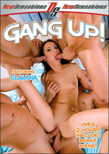 New Sensations - Трахнуть группой / Gang Up (2005) DVDRip |