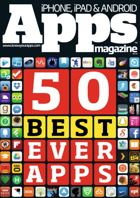 Apps Magazine UK - Issue No. 43