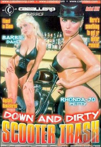 Низкий и грязный скутер треш / Down and Dirty Scooter Trash (1985) DVDRip