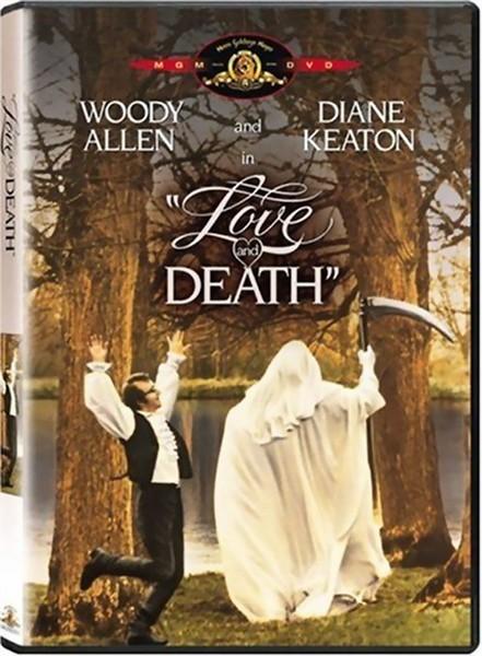 Любовь и смерть / Love and Death (Вуди Аллен / Woody Allen) [1975, Франция, США, комедия, военный, DVD9 (Custom)] [16:9 NTSC R1] DVO + VO + Sub (Spa Fre Rus Eng) + Original Eng + DUB Spa