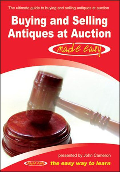 Buying And Selling Antiques At Auction With John Cameron