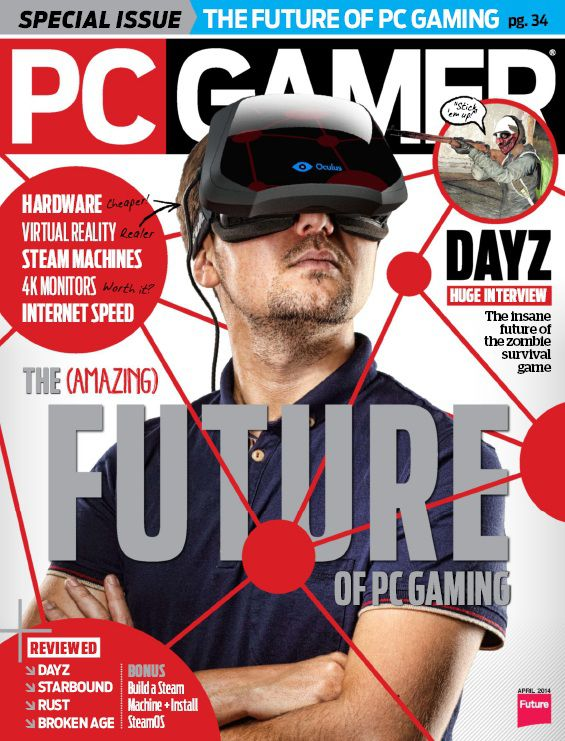 PC Gamer USA - April 2014 (True PDF)