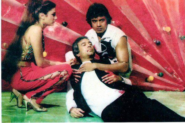 Disco dancer mithun