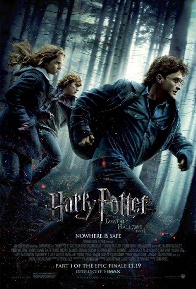 Гарри Поттер и Дары смерти: Часть 1 / Harry Potter and the Deathly Hallows: Part 1 (2010) HDRip от Scarabey