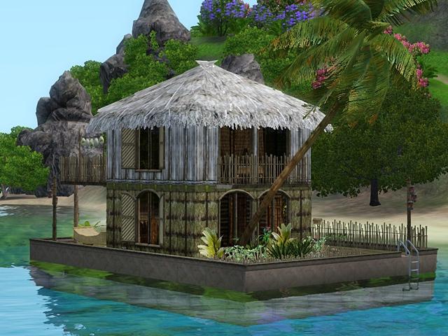 скачать игру sims castaway stories