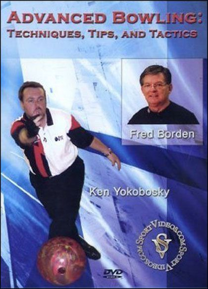 Advanced Bowling - Techniques, Tips, and Tactics DVD