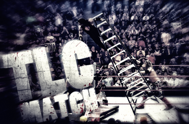 WWE ALL Tables, Ladders and Chairs (TLC) MATCHES PACK (2000-2013)