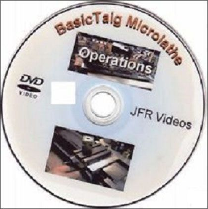 Basic Taig Micro Lathe Operations with Jose Rodriguez (DVDRip)