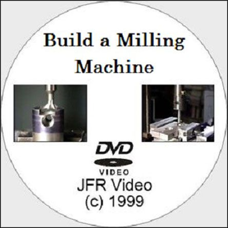 Build a Milling Machine with Jose Rodriguez (All 3 Discs) (DVDRip)
