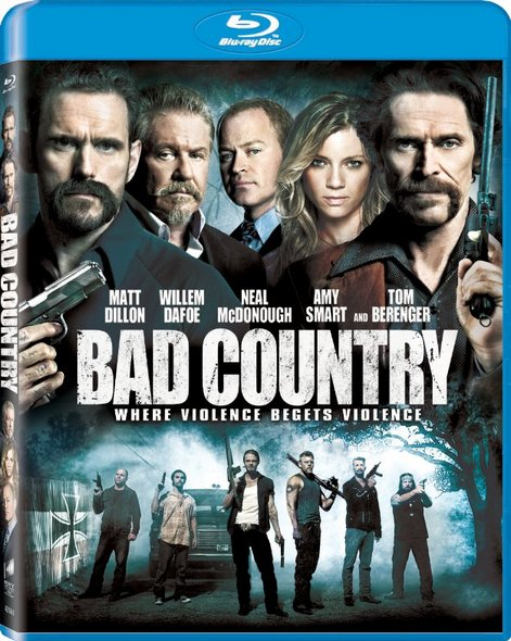 ������������ ����� / Bad Country (2014) BDRip-AVC| P