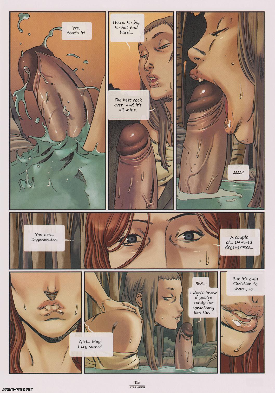 Akelarre [Uncen] [ENG] Porn Comics