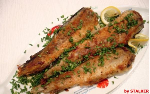 Жареная рыба хек на сковороде рецепт пошагово