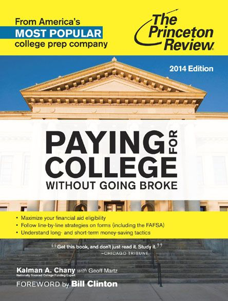 Paying for College Without Going Broke, 2014 Edition (EPUB)