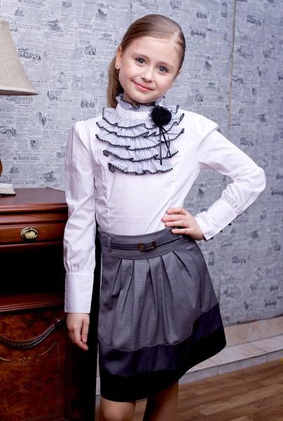 Блузки На Девочек На Первое Сентября