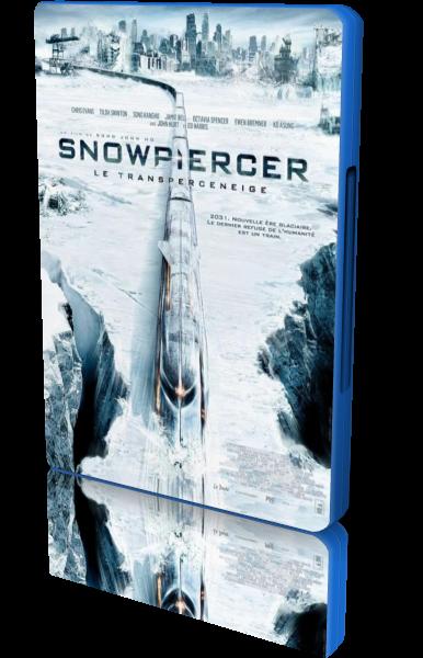 Сквозь снег / Snowpiercer (2013) BDRip-AVC | Дольский, Есарев