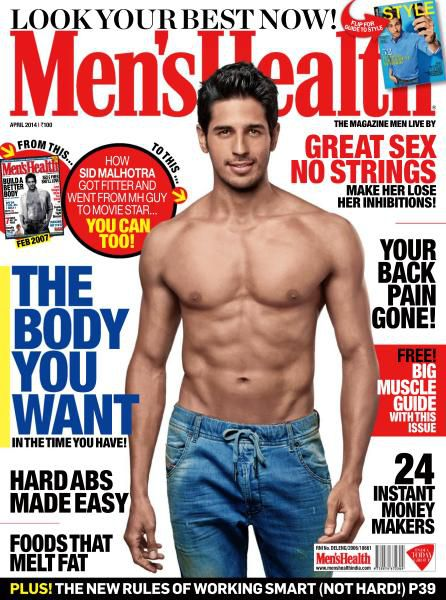 Men's Health India - April 2014