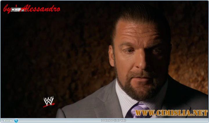 WWE CM Punk - Best In The World [2012 / BDRip]