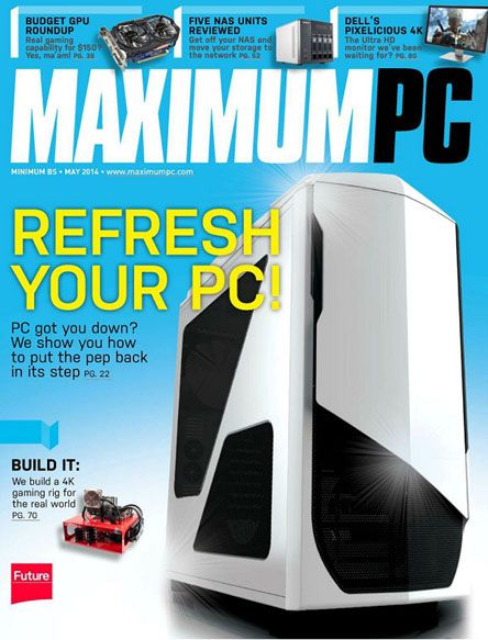 Maximum PC - May 2014 (USA)