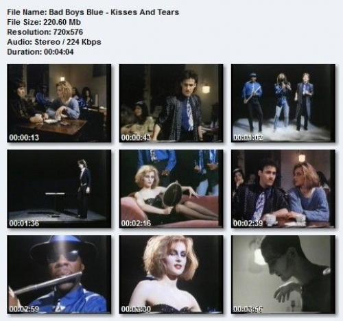 Bad Boys Blue - Kisses And Tears (1986)